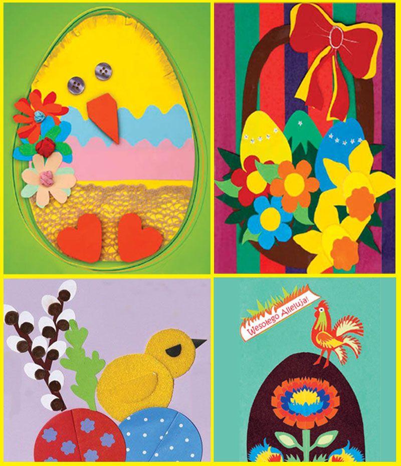Konkurs na Projekt Kartki Wielkanocnej » Zabawy z Archimedesem Lubisie Konkurs 2017