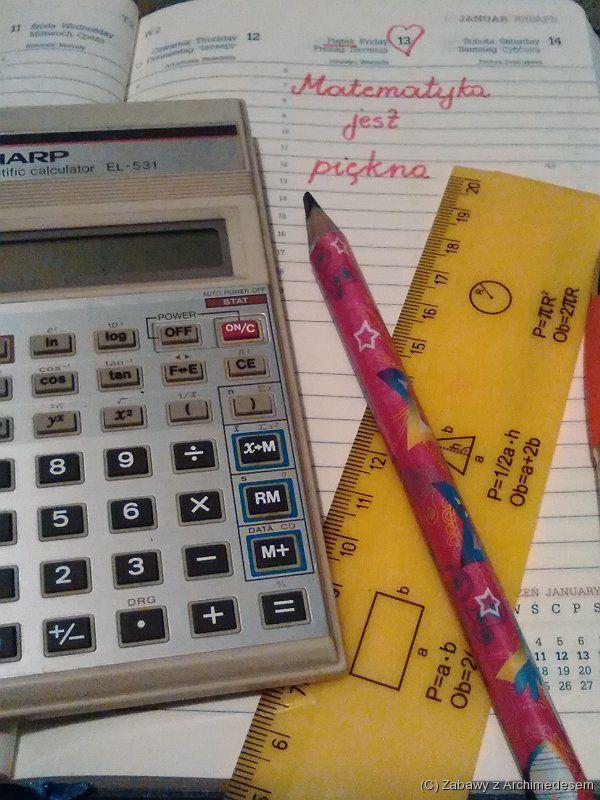 Matematyczny piątek 13-go... zawsze można polubić