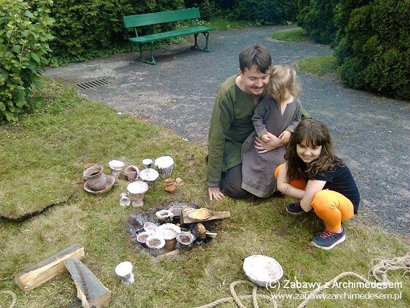 Co Wisła widziała - XIV Krakowski Piknik Archeologiczny