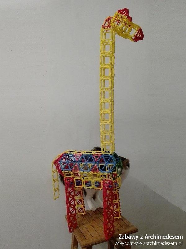 Zyrafa Salwadora zDali