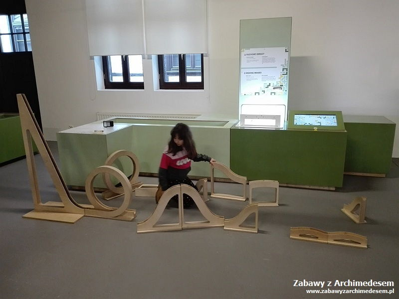 To takie proste - wystawa interaktywna w Muzeum Inżynierii Miejskiej w Krakowie
