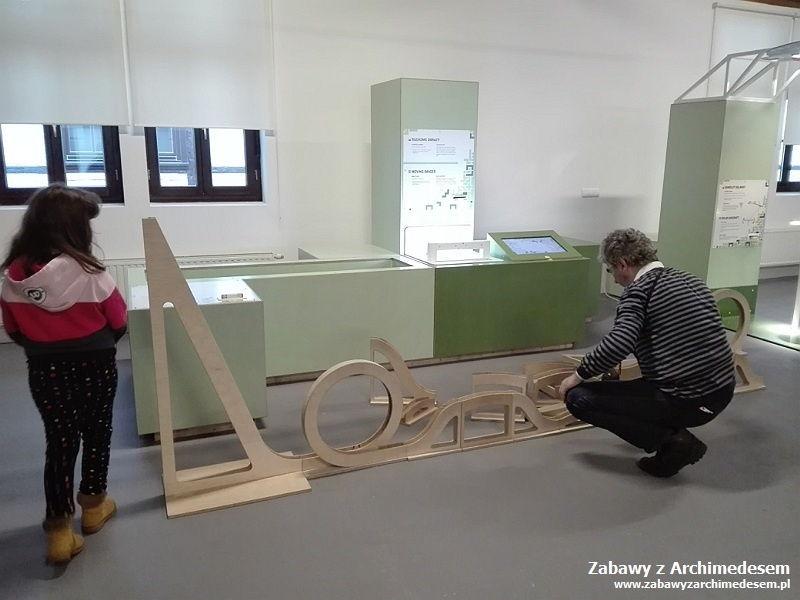 To takie proste - wystawa wMuzeum Inżynierri Miejskiej wKrakowie