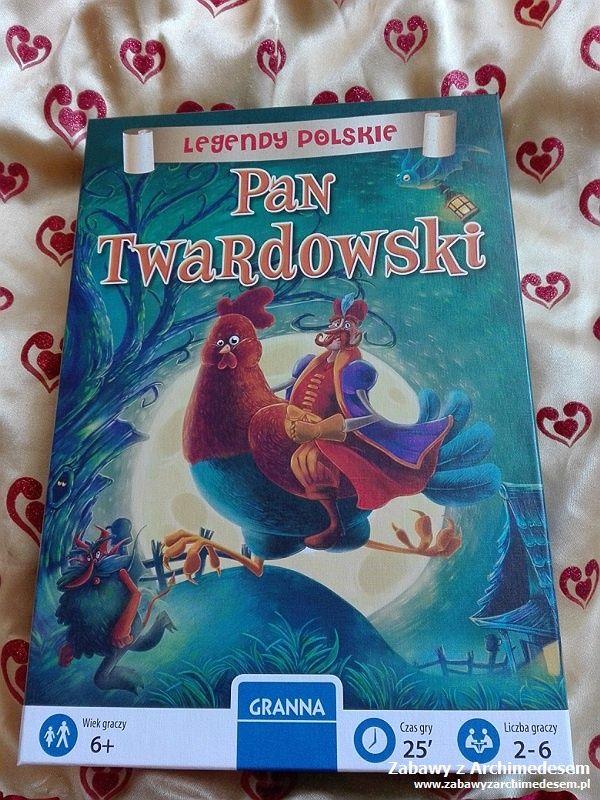 Legendy polskie - Pan Twardowski - Granna