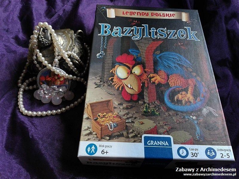 Legendy polskie - Bazyliszek