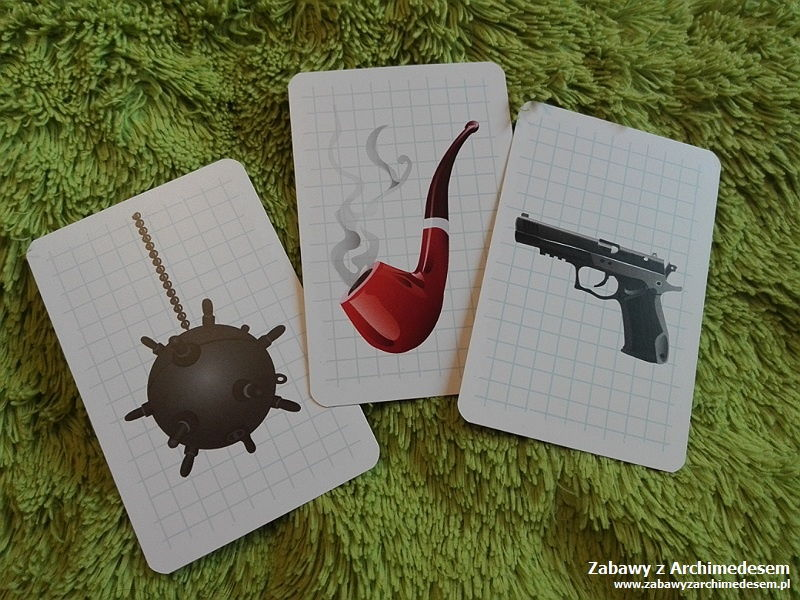 Bystre główki - gra Trefl