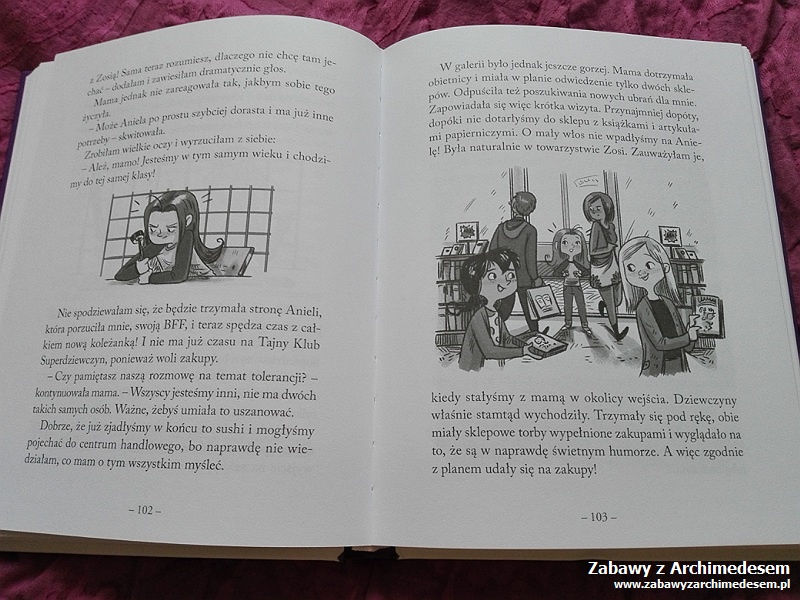 Emi iTajny Klub Superdziewczyn. Wielka Księga Przygód 2