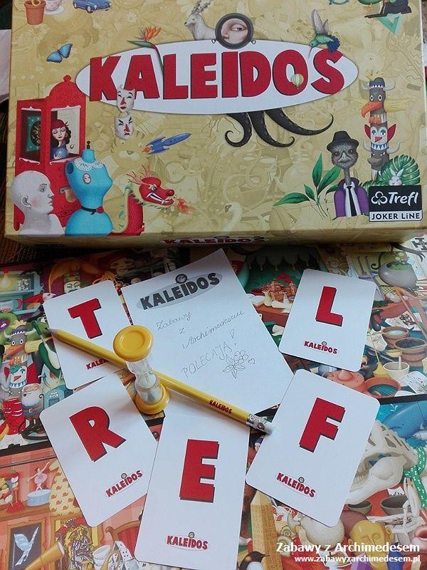 Kalejdos - Gra Tefl