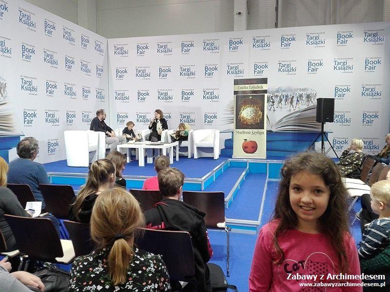 Międzynarodowe Targi Książki w Krakowie 2018