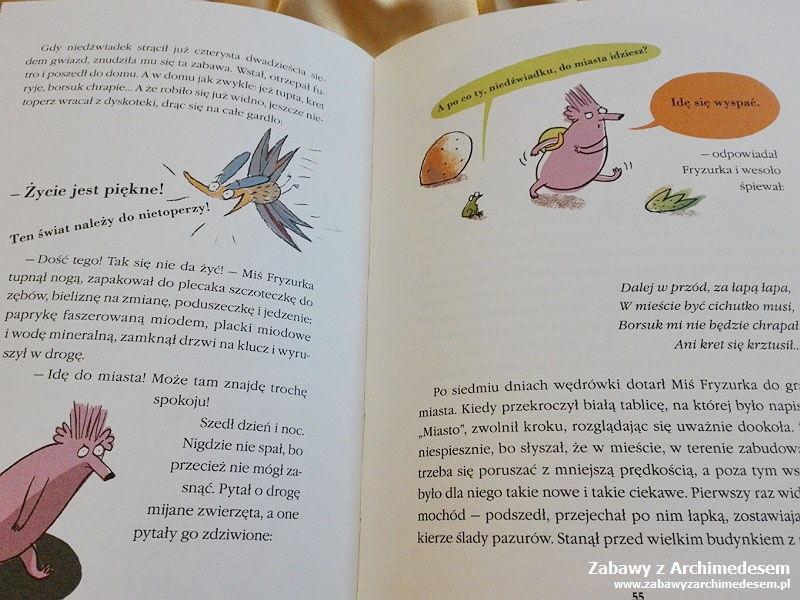 Bzdurki czyli bajki dla dzieci (i) innych...