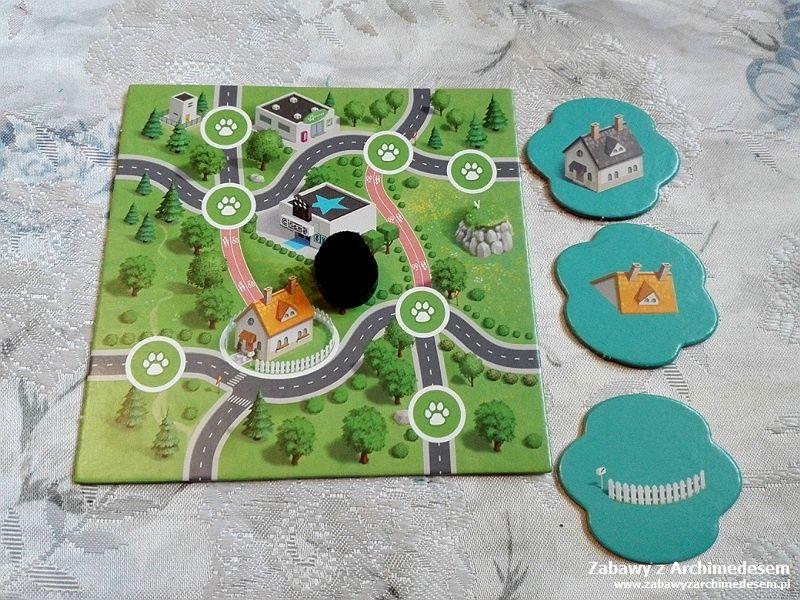 O kocie w kłopocie - gra od Trefl Joker Line