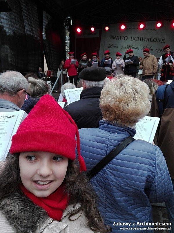 72 Krakowska Lekcja Śpiewania —Majowa Jutrzenka