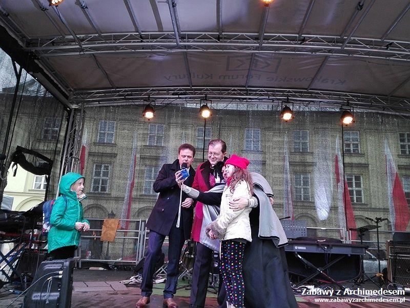 Moniuszko wKrakowie - 200 rocznica urodzin S. Moniuszki