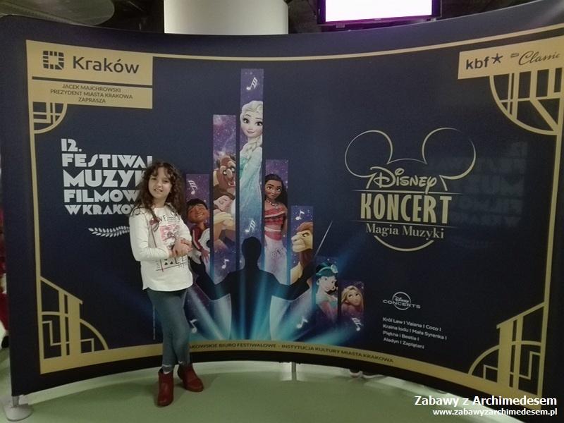 12 Festiwal Muzyki Filmowej wKrakowie