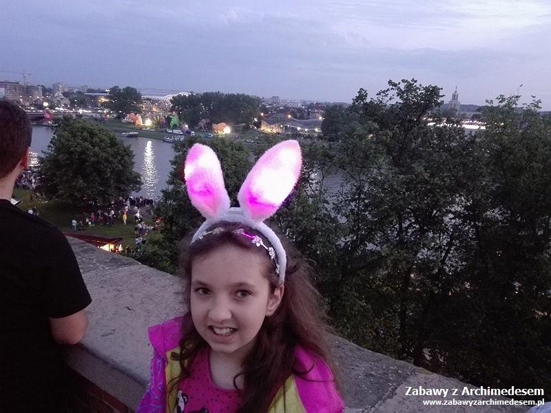 Studenckie życie: Parada smoków - Nocne widowisko na Wiśle