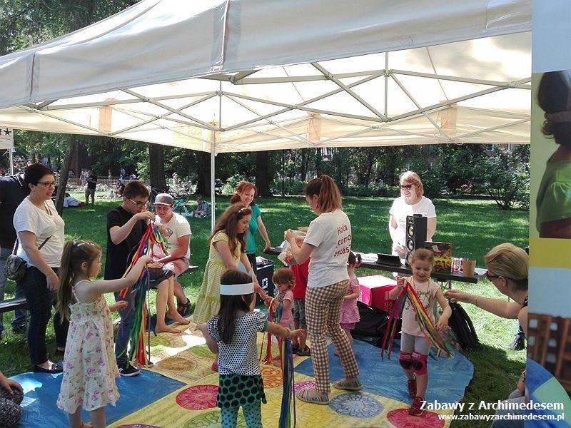 Studenckie życie: Piknik wParku Krakowskim