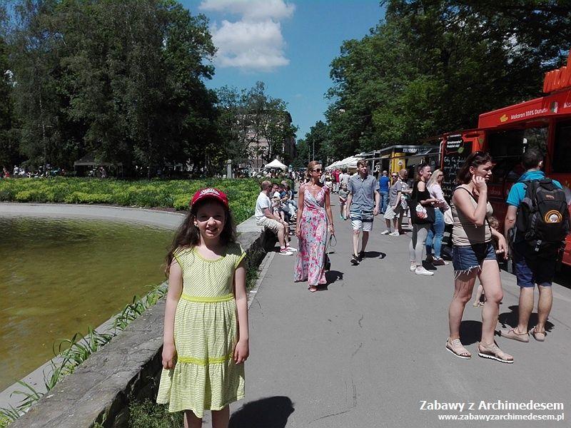 Piknik wParku Krakowskim