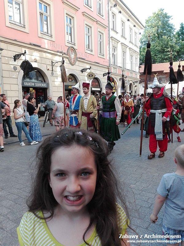 Pochód tradycji i miast członkowskich OWHC