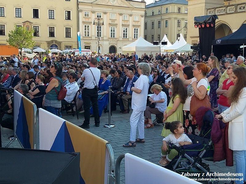 Kongres Organizacji Miast Światowego Dziedzictwa - Koncert inauguracyjny
