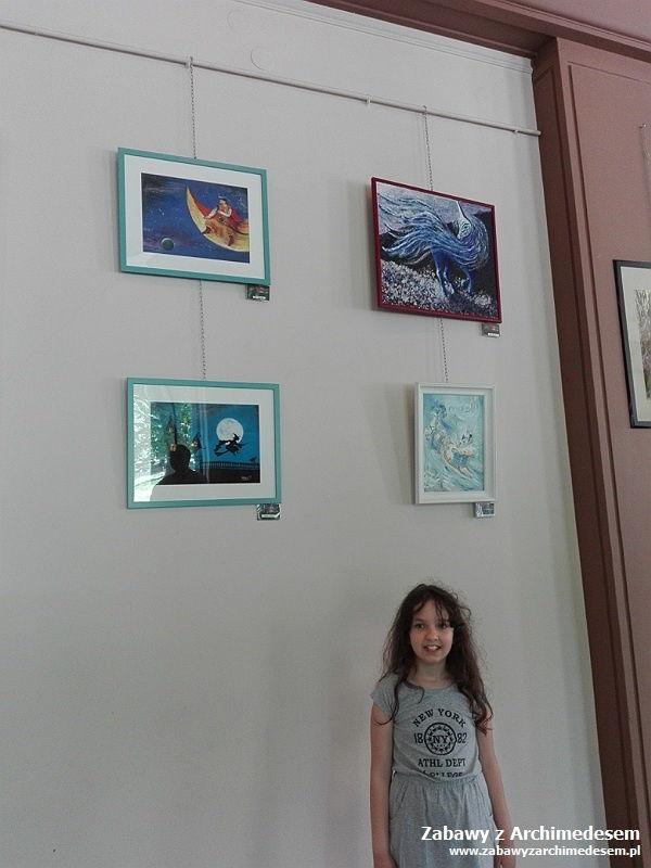 Studenckie życie: Wizyta wgalerii