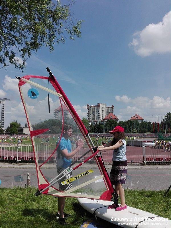 Studenckie życie: Festyn sportowo-rekreacyjny