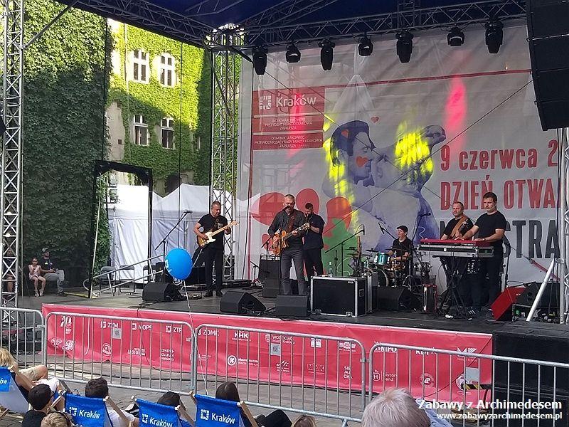 Koncert zespołu RAZ-DWA-TRZY
