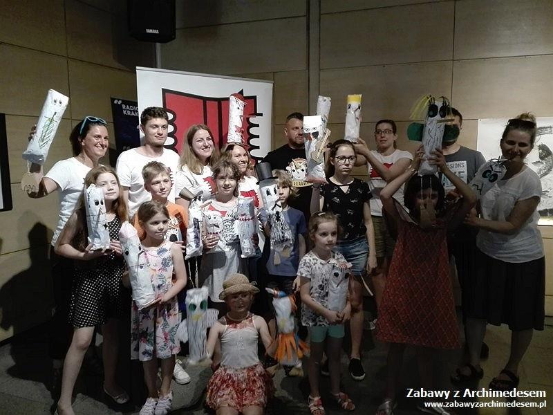 Festiwal Literatury dla Dzieci 2019 wKrakowie