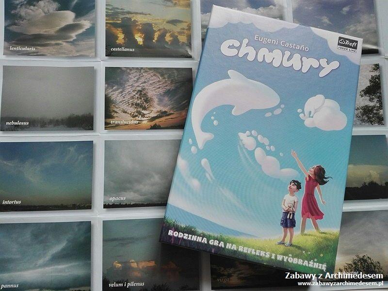Chmury - gra do Trefl