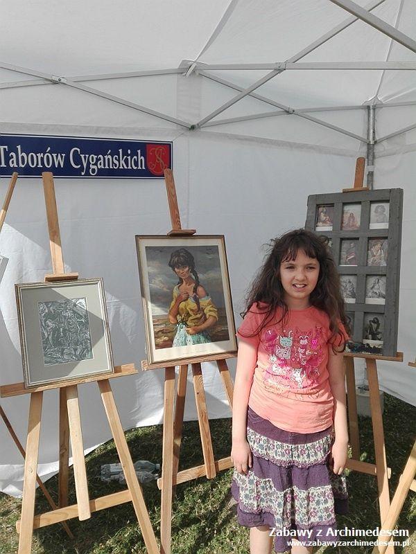 Wakacyjne podróże zhistorią isztuką: Międzynarodowe Dni Kultury Romskiej