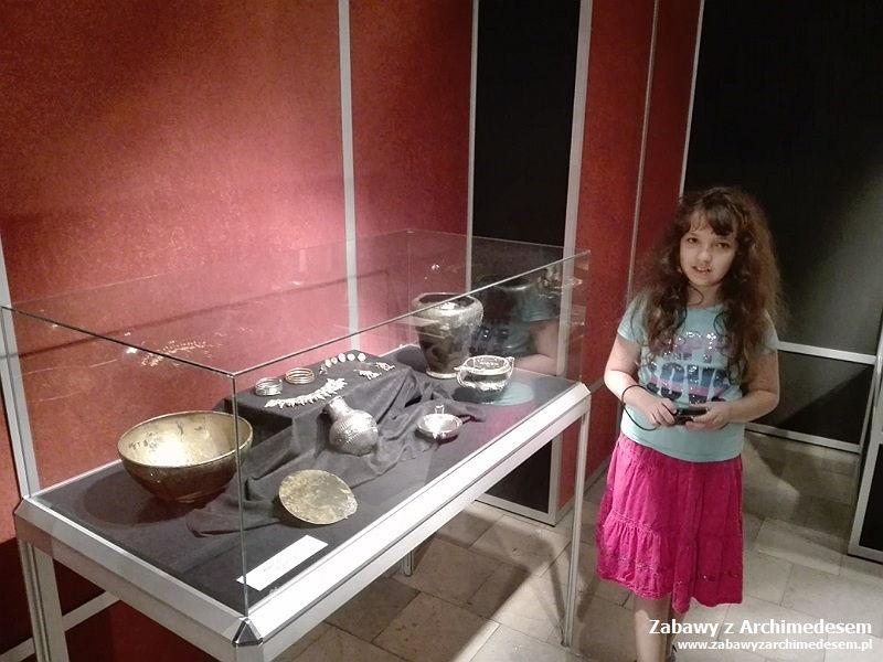 Wizyta wMuzeum Archeologicznym