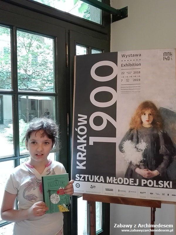 Wakacyjne podróże zhistorią isztuką: Finisaż wystawy Kraków 1900 wMuzeum Narodowym wKrakowie