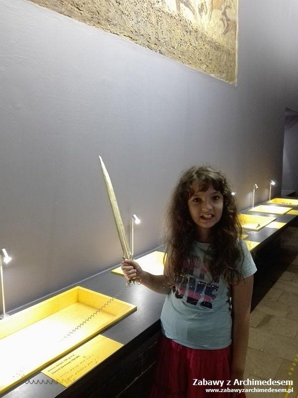 Pierwszy człowiek: Muzeum Archeologiczne wKrakowie