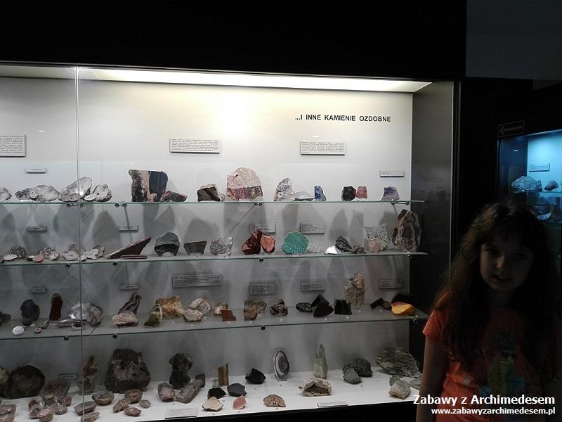 Pierwszy człowiek: Muzeum Przyrodnicze