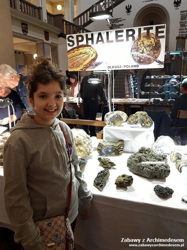 kolekcjonerska giełda minerałów iskamieniałości