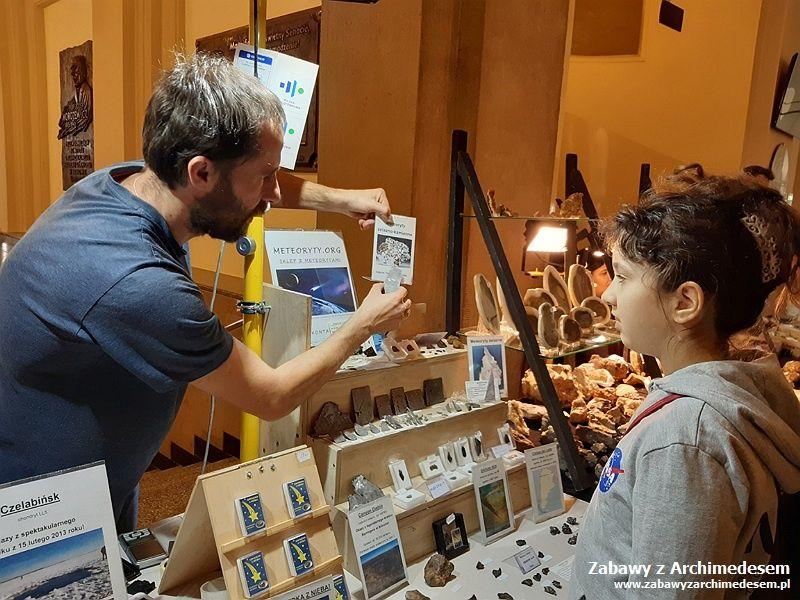 Kolekcjonerska Giełda Minerałów i skamieniałości AGH