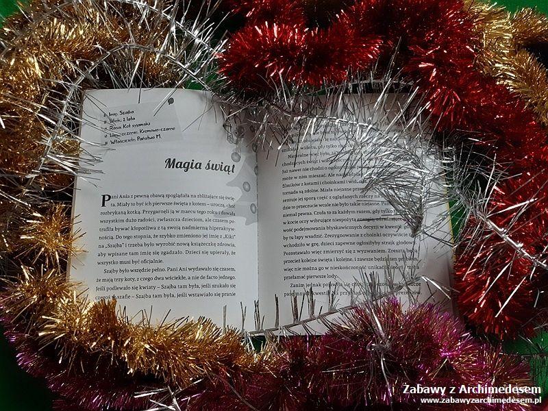 Książki okotach