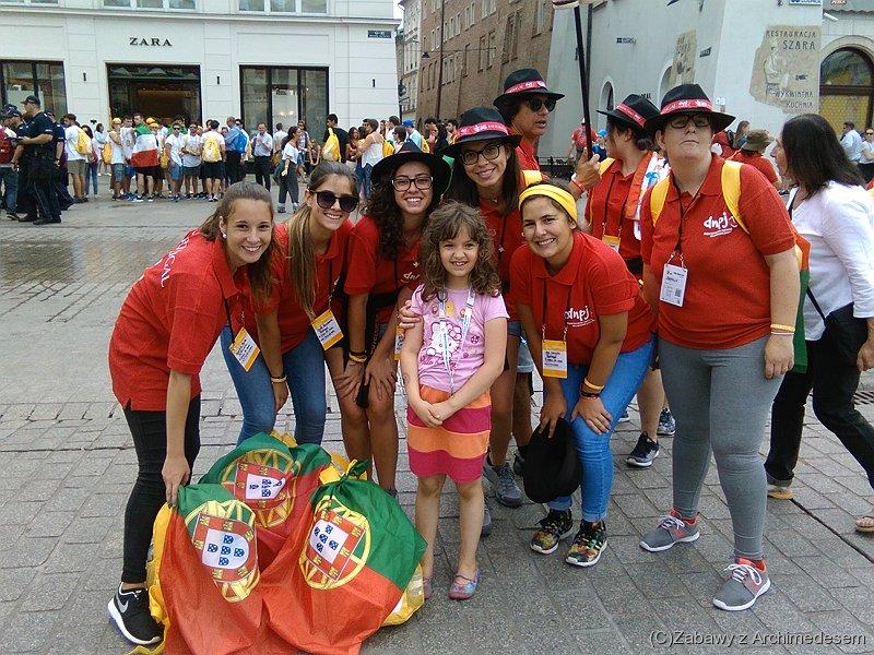 Portugalia - Pielgrzymi na ŚDM2016