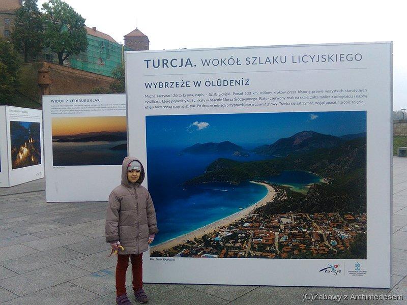 Piotr Trybalski - Wystawa plenerowa - Turcja. Wokół szlaku licyjskiego