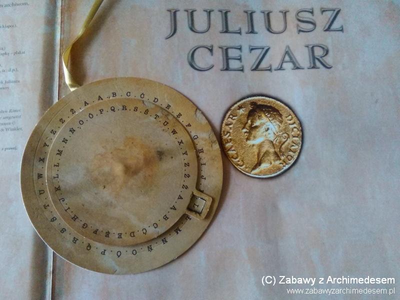 Kości zostały rzucone czyli... być jak boski Juliusz Cezar