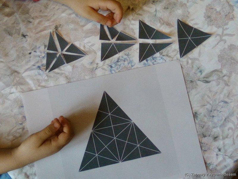 Okrąglaki i kanciaki czyli... figury geometryczne inaczej 1