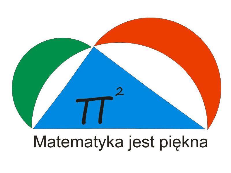 Matematyka jest piękna logo