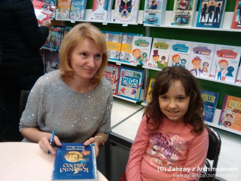 Międzynarodowe Targi Książki w Krakowie 1