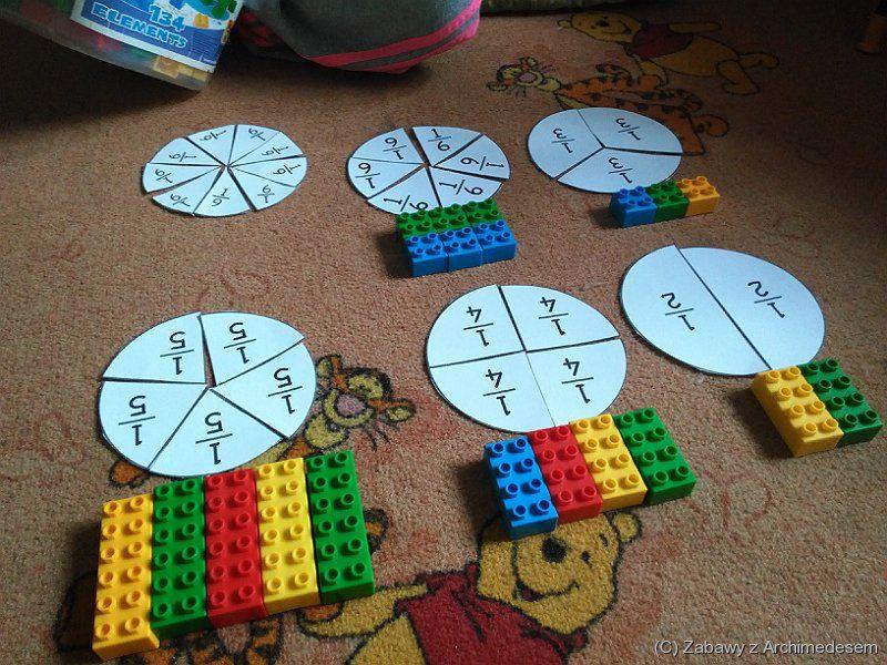 Matematyka jest πękna, Matematyka królową nauk, Dziecko na warsztat